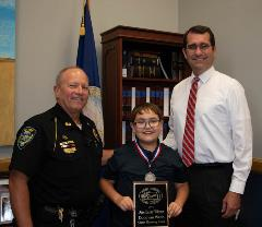 Cheney student wins state D.A.R.E. essay contest